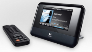 Banc d'essai : Squeezebox Touch Logitech