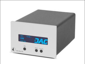 Pro-Ject DAC Box DS : new DSD compatible generation !