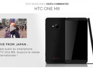 Qobuz Hi-Fi Guide: bancs d'essai smartphone HTC One M8, Pro-Ject DAC Box DS et casque Beyerdynamic T5p Tesla Technology