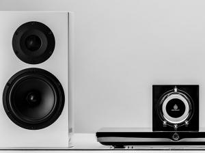 SAM has created the perfect union with its Devialet 120 amplifier and Atohm GT1 speakers!