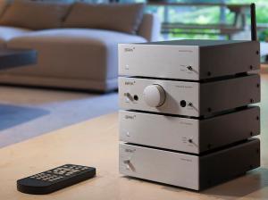 Micro chaîne Hi-Fi numérique Brik Audio : assemblez et laissez chanter !