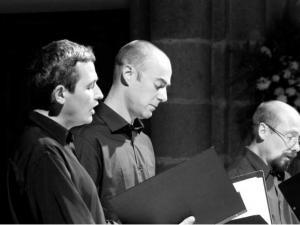 Rituel de dédicace au temps de Saint Louis par l'Ensemble Beatus