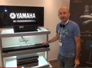 Festival Son & Image 2014 : visite en vidéo-Qobuz du Stand Yamaha !
