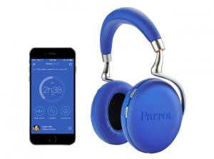 Méga test du casque Parrot ZIK 2.0 (349 €) : l'audio-transportation à la Starck Trek !