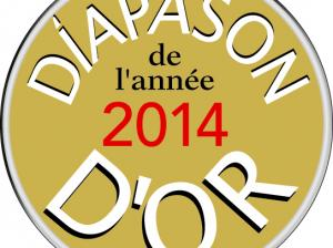 Palmarès des « Diapason d'Or » de l'année 2014