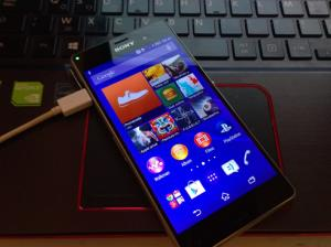 Test de la section audio du Smartphone Sony Xperia Z3 (679 € nu): un cador !