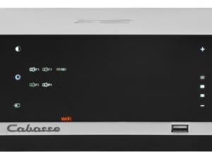 Cabasse Stream AMP 100 (550 €) : ampli + lecteur réseau 24bits/96 kHz dans la même boite !