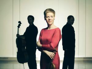 Isabelle Faust, une trilogie Schumann