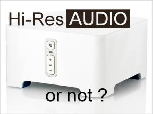 Sonos : Hi-Res ready or not, Qobuz vous dit la vérité !