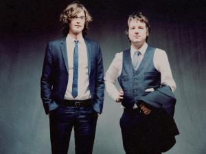Milk Carton Kids, folk en stock