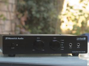 Maverick Audio TubeMagic D1 Plus Edition : sortie audio sur tube ou sur amplificateur opérationnel pour ce DAC, c'est au choix !