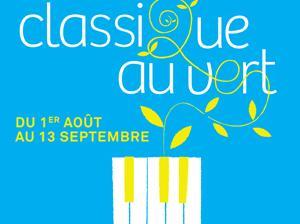 Festival Classique au vert : grande musique en pleine nature !