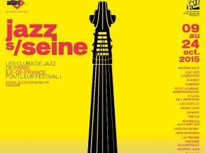 Jazz sur Seine 2015 : demandez le programme !