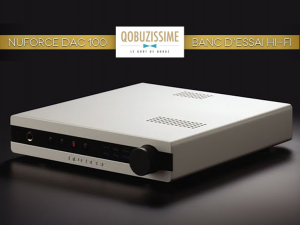 NuForce DAC 100 : Prix d'excellence en musicalit et en fidlit ! 