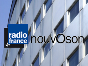 Site nouvOson de Radio France  