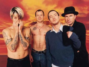 Red Hot Chili Peppers, 5 ans après