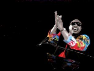 Trois concerts franais pour Stevie Wonder