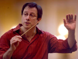 David Stern, chef d'orchestre