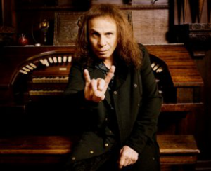 Disparition de Ronnie James Dio