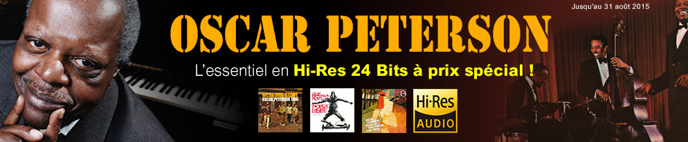 Nouveautes De La Rentree et promotions De L Ete fr on oscar peterson plays cole porter song