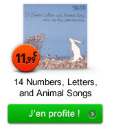 14 numbers, letters and animals songs