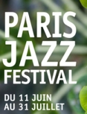 Affiche Paris Jazz Festival