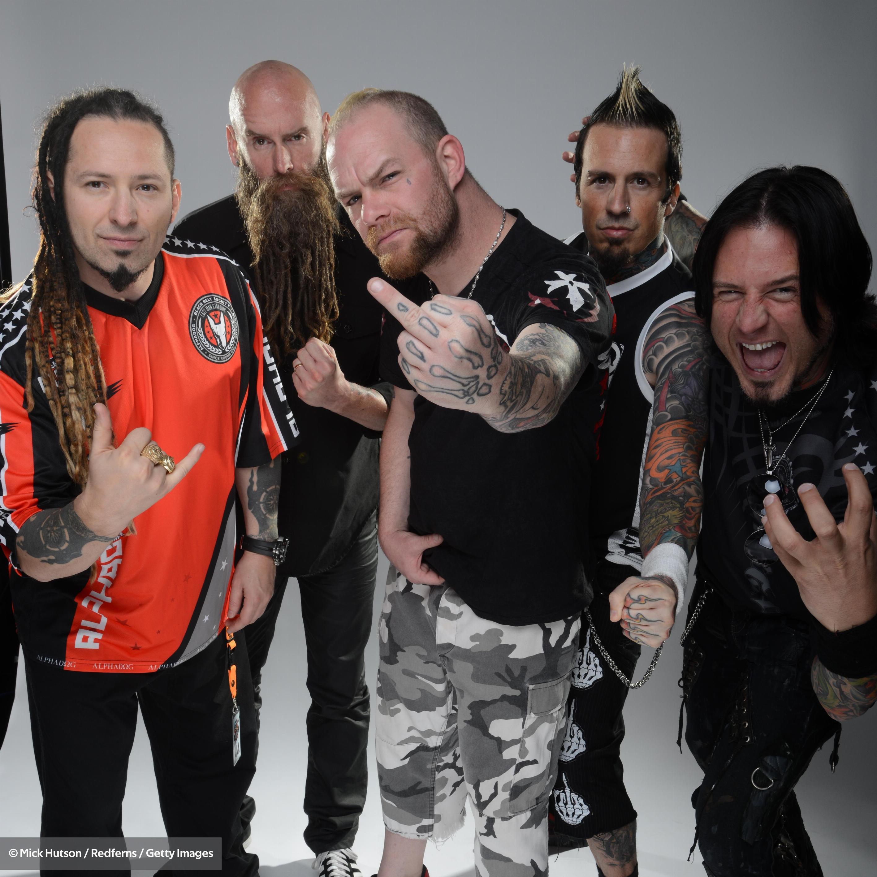 Five Finger Death Punch Liput