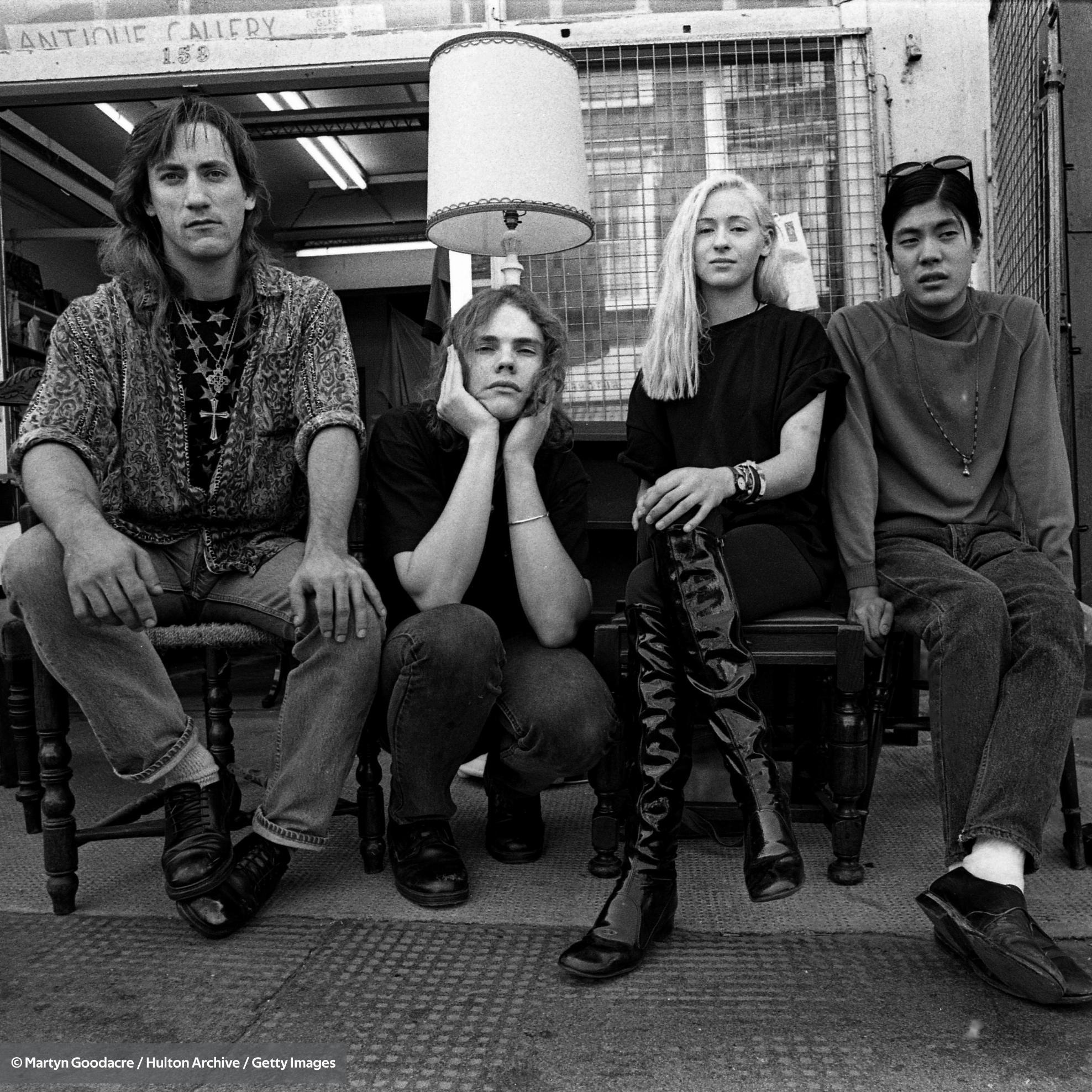 The Smashing Pumpkins - Télécharger et écouter les albums.