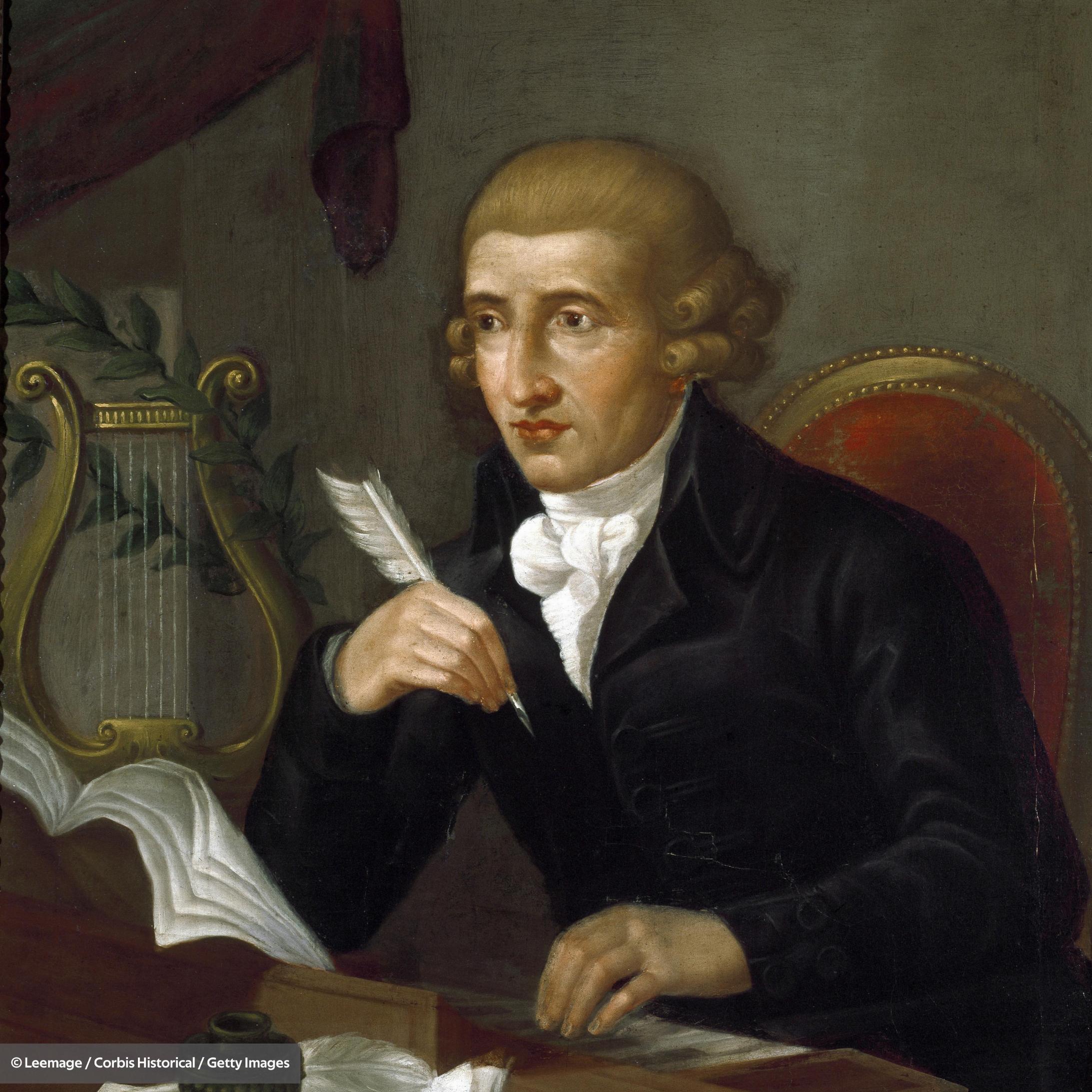 Joseph Haydn Telecharger Et Ecouter Les Albums