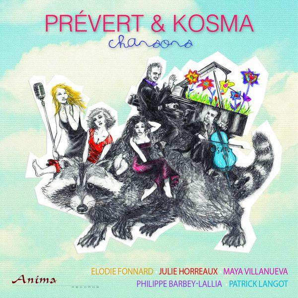 Various Artists - Prévert & Kosma