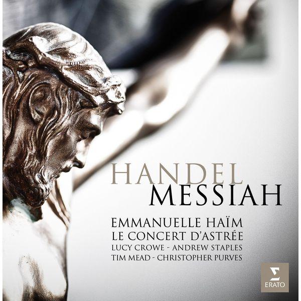 Emmanuelle Haïm - Georg Friedrich Händel : Messiah