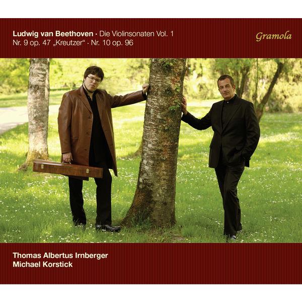 Thomas Albertus Irnberger - Beethoven: Violin Sonatas, Vol. 1