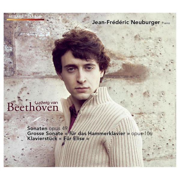 Jean-Frédéric Neuburger - Sonate n°29 « Hammerklavier »