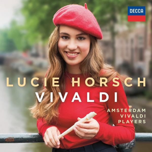 Lucie Horsch - Vivaldi: Recorder Concertos