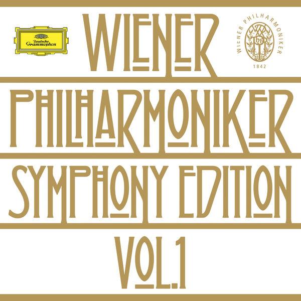 Wiener Philharmonic Orchestra - Wiener Philharmoniker Symphony Edition (Vol. 1 : Mozart, Haydn, Beethoven, Schubert, Mendelssohn, Schumann, Brahms)