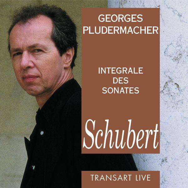 Georges Pludermacher - Sonates pour piano (Intégrale)