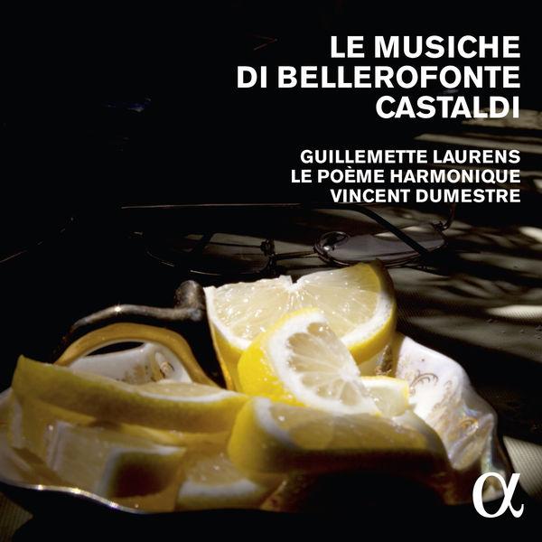 Guillemette Laurens - Le musiche di Bellerofonte Castaldi