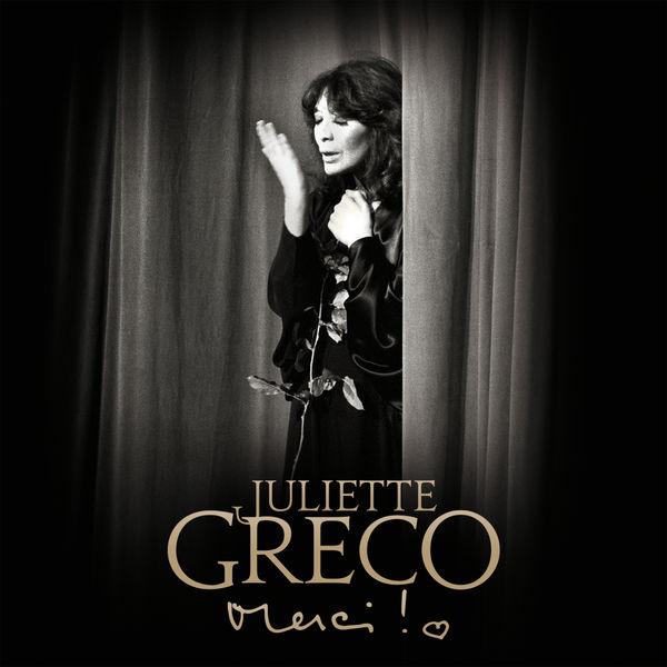 Juliette Gréco - Merci !