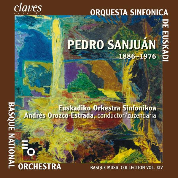 Pedro Sanjuan - Basque Music Collection, Vol. XIV