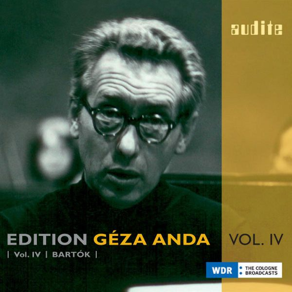Geza Anda - Edition Geza Anda, Vol. 4 (1952, 1953, 1957)