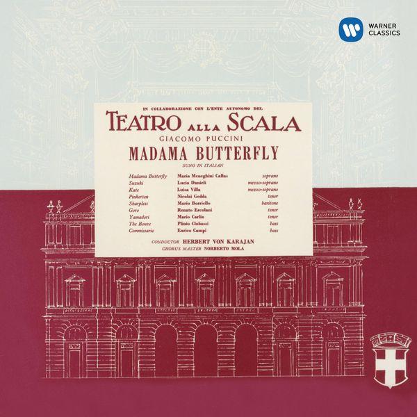 Maria Callas - Giacomo Puccini : Madama Butterfly (1955 - Remastered)