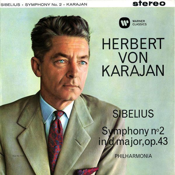 Herbert von Karajan - Sibelius: Symphony No. 2 (Édition Studio Masters)