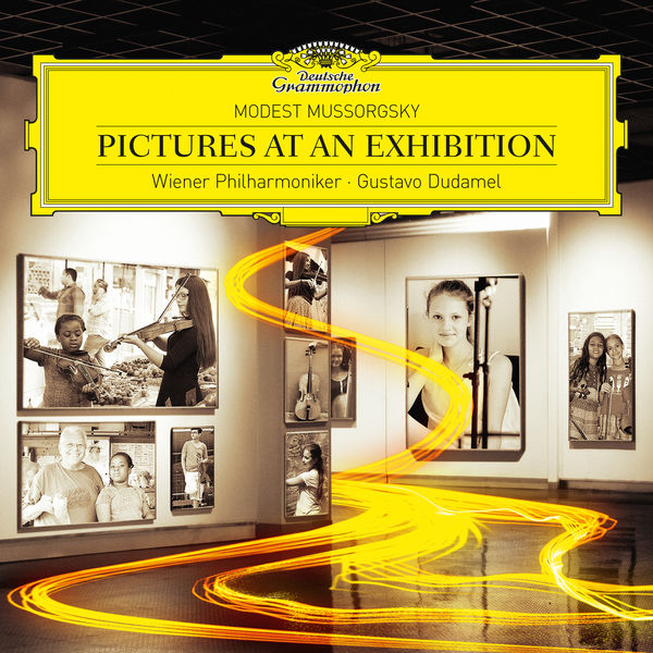 Gustavo Dudamel - Mussorgsky : Pictures at an Exhibition
