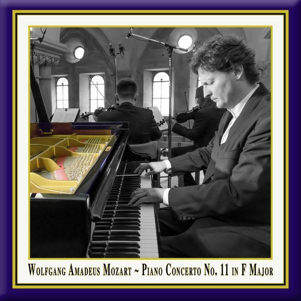 Christoph Soldan - Mozart: Piano Concerto No. 11 in F Major, Op. 4 No. 2, K. 413