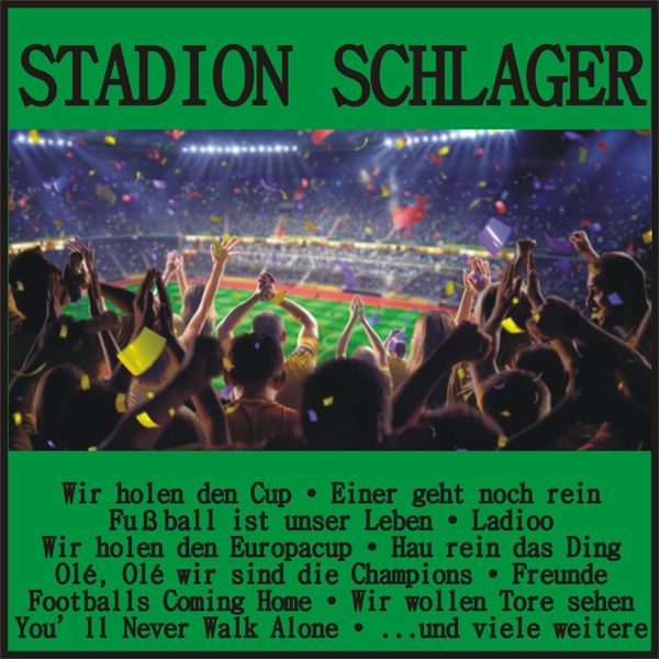 Album Stadion Schlager Various Interprets Qobuz