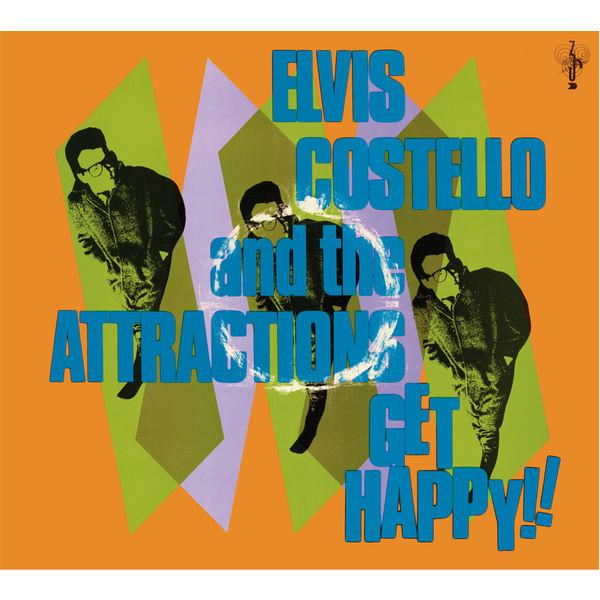 Elvis Costello - Get Happy!!