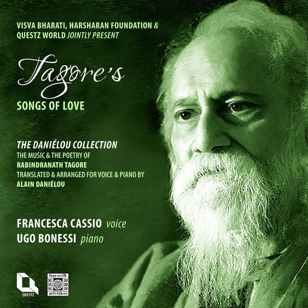 Francesca Cassio - Tagore's Songs of Love