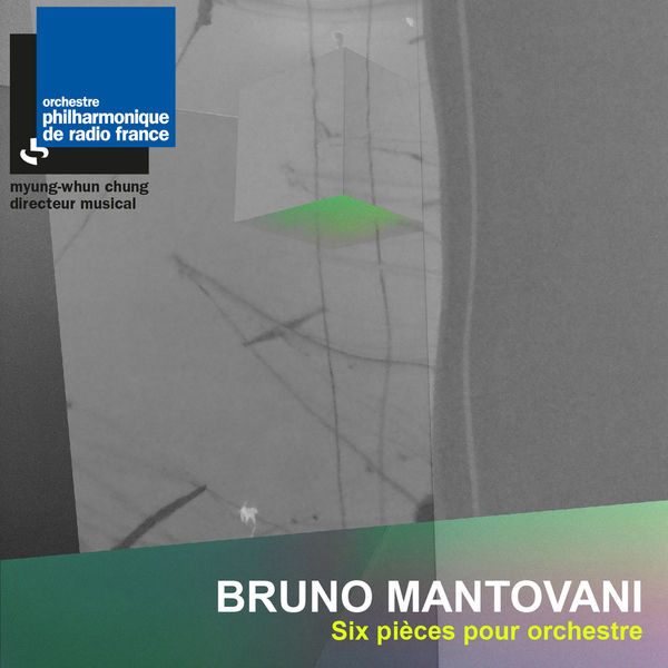 Orchestre Philharmonique de Radio France - Mantovani: Six pièces pour orchestre