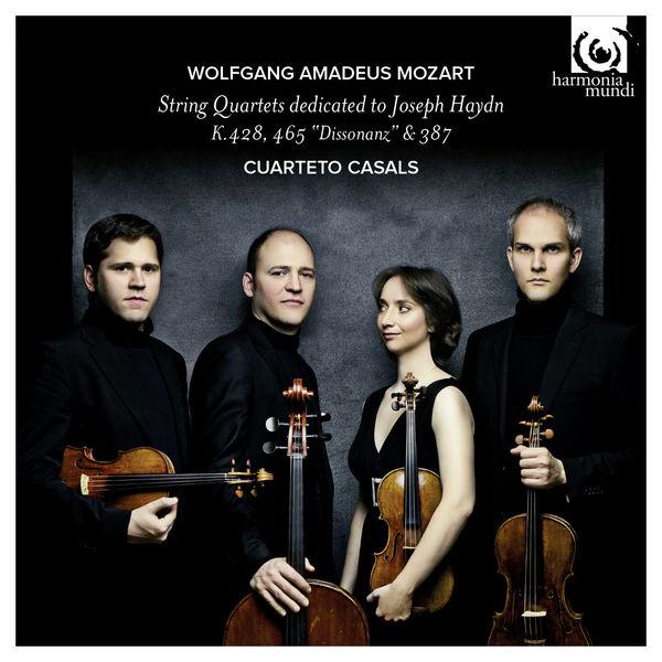 Cuarteto Casals - Mozart: String Quartets dedicated to Joseph Haydn