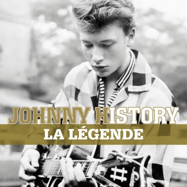 Johnny Hallyday - Johnny History - La Légende